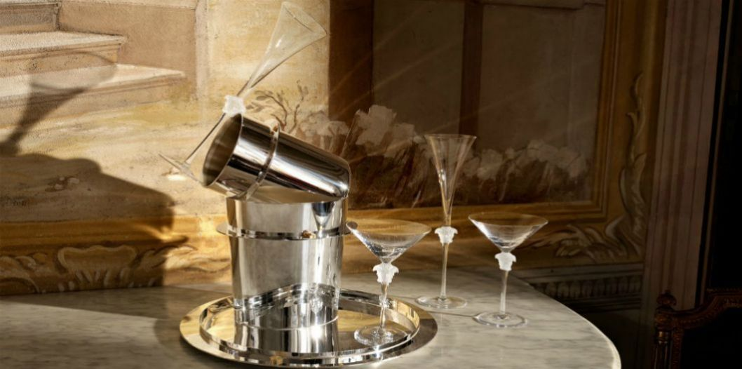 Rosenthal meets Versace Bar Drinking Accessories